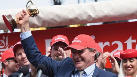 Champion trainer Darren Weir charged over jiggers