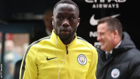 Bacary Sagna won the FA Cup with Arsenal in 2014 and the League Cup with Manchester City in 2016