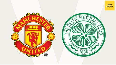 Manchester United U19 v Celtic U19