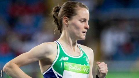 Ciara Mageean reached the 1500m semi-finals at the Rio Olympics
