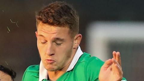 Stoke City midfielder Jake Dunwoody scored Northern Ireland's equaliser