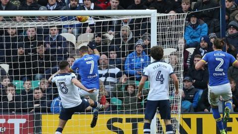 Kemar Roofe puts Leeds ahead against