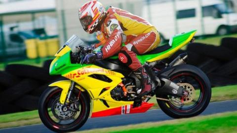 Antonio Maeso will compete for the Ballyclare based Longshot Racing team at the NW 200