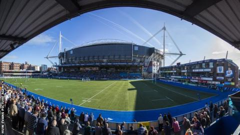 Cardiff Blues lease with Cardiff Athletic Club ends in 2022