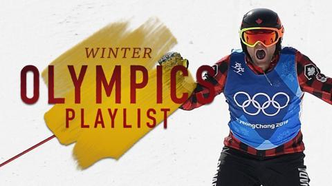 Ski cross drama, Vonn's tears & the clipboard of power