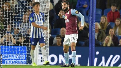 Jota joined Aston Villa from local rivals Birmingham in the summer