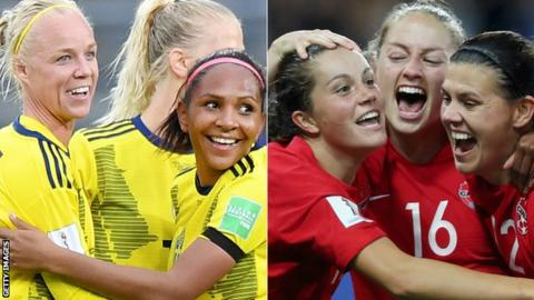 Women's World Cup 2019: Sweden players to 'empty every carbohydrate' in their bodies against Canada