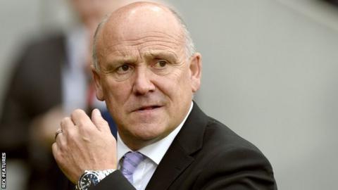 Hull City manager Mike Phelan