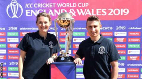 The Cricket World Cup will take place in England and Wales from 30 May to 14 July
