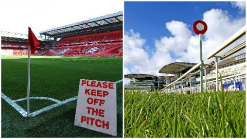 Anfield and Aintree