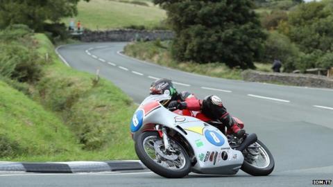 Isle of Man Classic TT: Paul Jordan to lead the Junior race away