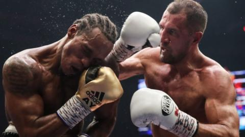 Kovalev and Yarde