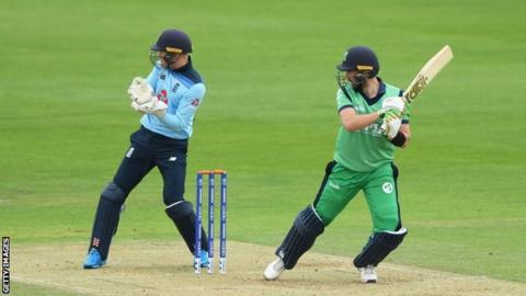 Reece Topley recalled for Ireland ODIs