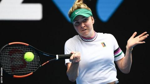 Australian Open 2019 Elina Svitolina And Karolina Pliskova Progress