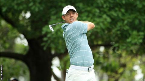 Rory McIlroy and Tiger Woods set for the Olympics in Tokyo