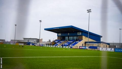 Cove Rangers duo charged with breaching betting rules