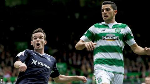 Paul McGinn and Tom Rogic