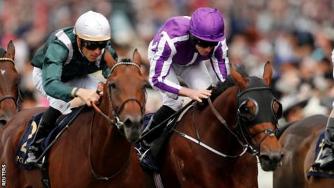 Merchant Navy sails to narrow victory at Royal Ascot