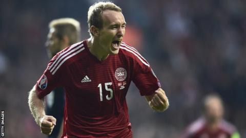 Former Liverpool midfielder Christian Poulsen quarantined over coronavirus infection fears