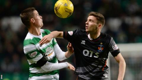 Mikel Lustig and Greg Kiltie (right)