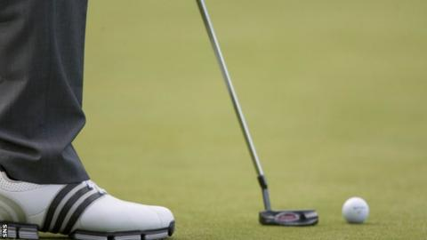 """Scottish Golf previously asked players to """"refrain from golfing until further notice"""""""