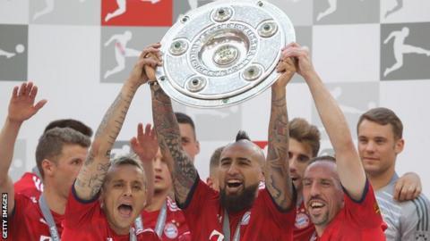 102824655 gettyimages 957842874 - Arturo Vidal: Barcelona reach agreement with Bayern Munich to sign midfielder