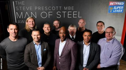 Man of Steel Awards panel unveiled