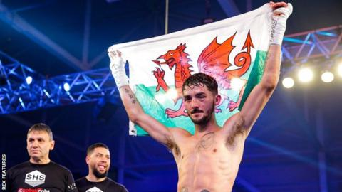 Andrew Selby's British featherweight title defence against Jay Harris will be an all-Welsh affair