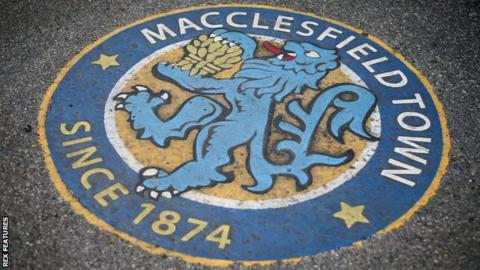 Macclesfield Town are 14th in League Two and nine points off the drop zone
