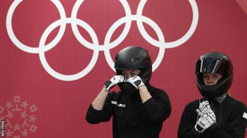 International Olympic Committee  upholds ban on Russian Federation  at the Winter Olympics