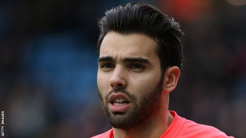 David Raya has played 31 games in all competitions for Blackburn Rovers this season