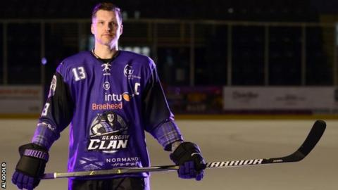 Ice hockey: Glasgow Clan's Zack Fitzgerald on life as an enforcer