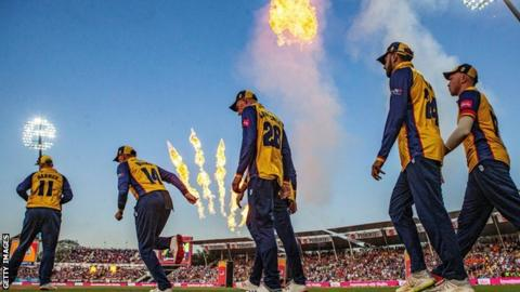 Essex won the T20 Blast for the first time in front of a near-capacity crowd at Edgbaston