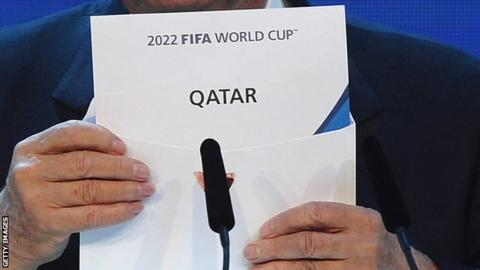 World Cup 'corruption' report: England friendly plan 'a form of