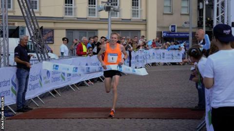 Aleksey Troshkin wins 2016 Jersey Marathon