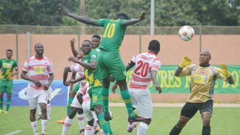 Cameroon clubs in action