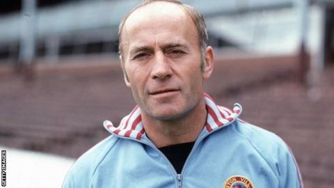 Former Aston Villa manager Ron Saunders passes away