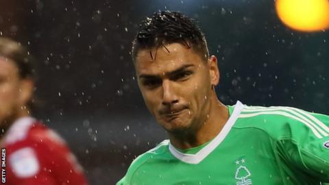 Dimitar Evtimov Nottingham Forest