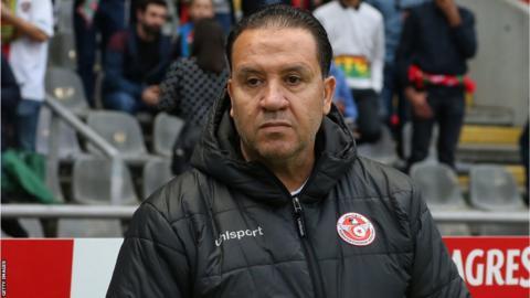 Tunisian coach Nabil Maaloul