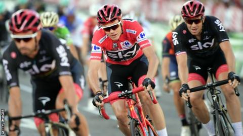 Froome falters after fall as Giro d'Italia begins in Jerusalem