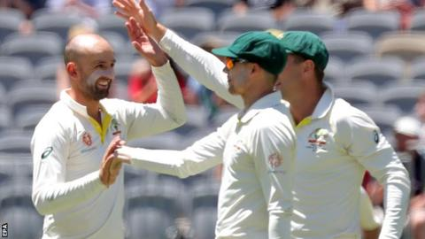 Australia v India: Hosts level series with Perth win