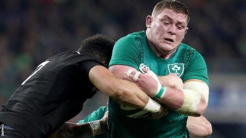 Ireland: Recent wins over All Blacks will count for nothing - Tadhg Furlong
