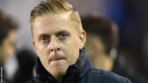 Garry Monk's Blues have won 16 and drawn 15 of his 45 matches since taking charge 11 months ago