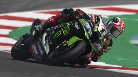 World Superbikes: Jonathan Rea wins feature race in Argentina