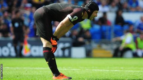 Arsenal's new style doesn't suit Petr Cech - Watford's Ben Foster