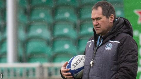 Dave Rennie commits to Wallabies