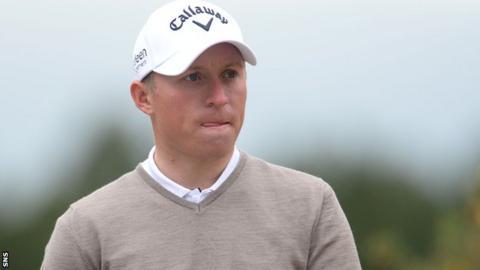 Craig Ross's home golf club is Kirkhill in Cambuslang
