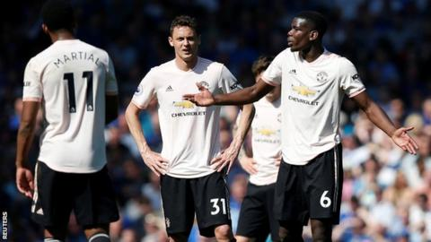 Pogba: United's performance at Everton was 'disrespectful'