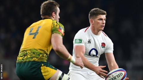 Sexton and Farrell lead criticism of World Rugby's global revamp