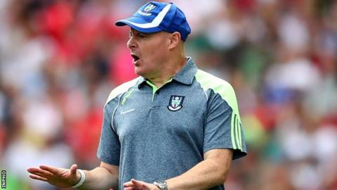 Malachy O'Rourke was appointed to the Monaghan job in 2012
